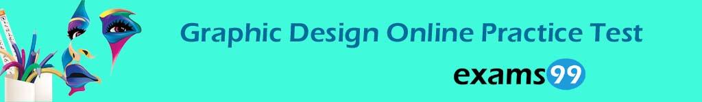 Graphic Design online test