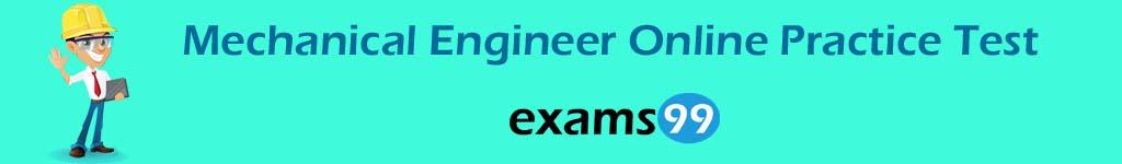 Mechanical Engineer Online Practice Test