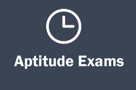 Free Online Aptitude Exams Online Tests