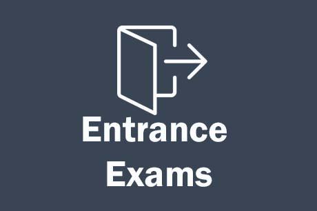 Free Online Entrance Exams Online Tests