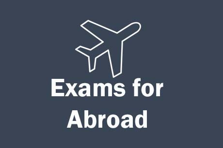 Free Online Exams for Abroad Online Tests