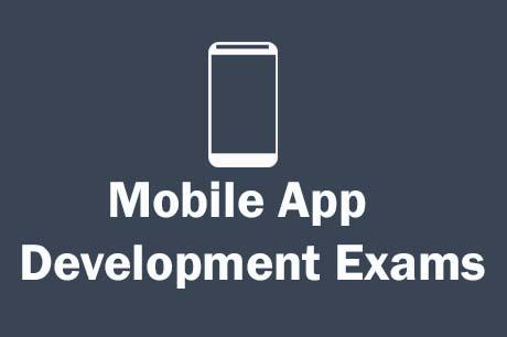 Free Online Mobile App Development Exams Online Tests
