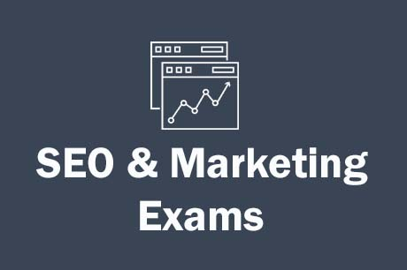 Free Online SEO & Marketing Exams Online Tests