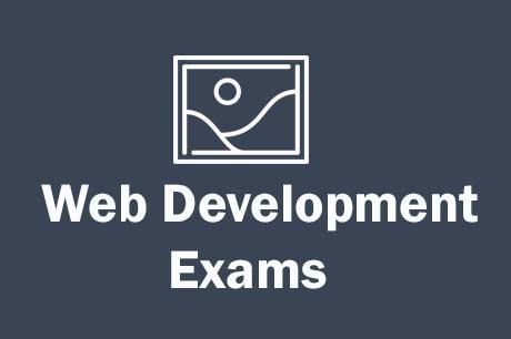 Free Online Web Development Exams Online Tests